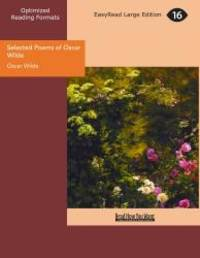 Selected Poems of Oscar Wilde by Oscar Wilde - 2012-06-14