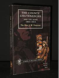 The County Lieutenancies and the Army 1803-1814