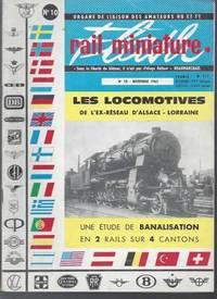 RMF -Rail Miniature Flash -N°157 Spécial Nuremberg