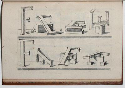 Nuremberg: Dietrich Gerlass, 1571. Very rare first edition of this illustrated perspective compendiu...