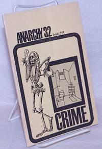 image of Anarchy No. 32 (Vol. 3 No. 10), October 1963: Crime