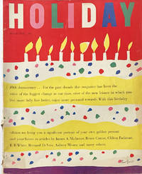 Holiday Magazine.  1956 - 03.