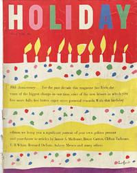 Holiday Magazine.  1956 - 03.