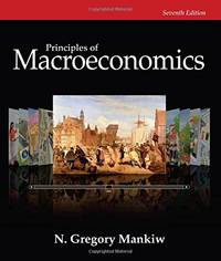 image of Principles of Macroeconomics (Mankiw's Principles of Economics),