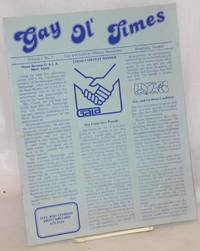 image of Gay Ol' Times: Gay and Lesbian Alliance newsletter; vol. 1, #3: San Francisco Parade