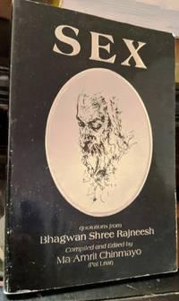 SEX Quotations from Bhagwan Shree Rajneesh
