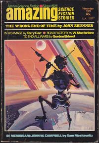 Amazing Stories, November 1971 (Volume 45, Number 4)