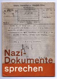 Nazi-Dokumente Sprechen