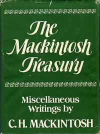 image of The Mackintosh Treasury: Miscellaneous Writings