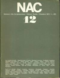 NAC. Dicembre 1972. Numero 12.