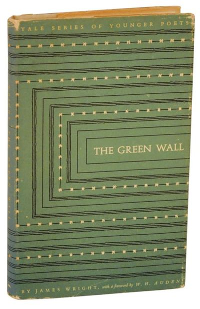 New Haven, CT: Yale University Press, 1957. First edition. Hardcover. His first book, a collection o...