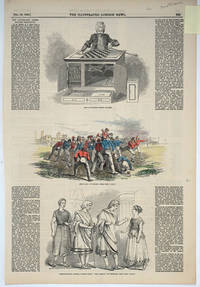 A collection of 49 antique Rugby prints, 1845 - 1931