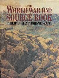 image of THE WORLD WAR ONE SOURCE BOOK.