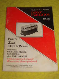 The DMC Easy Reference Dinky Evaluator, Part 5