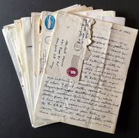 A Trove of Original Correspondences from the American Realist Painter Fairfield Porter (1907-1975)