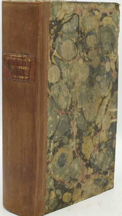 : , 1808. First Editions. Hard Cover. Very Good binding. An important sammelband of senate pamphlets...