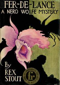 FER-DE-LANCE. A NERO WOLFE MYSTERY