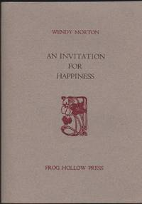 image of An Invitation for Happiness
