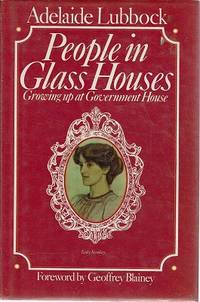 People In Glass Houses: Growing Up At Government House
