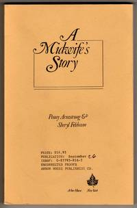 image of A Midwife's Story [COLLECTIBLE UNCORRECTED PROOFS]