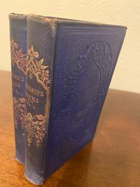 Tennyson's Poems by Alfred Lord Tennyson - Books Published in Blue and Gold - 1863 - from PWK Books (SKU: BG1)