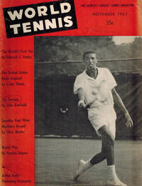 World Tennis - The World's Largest Tennis Magazine; Volume II, No.6, November, 1963