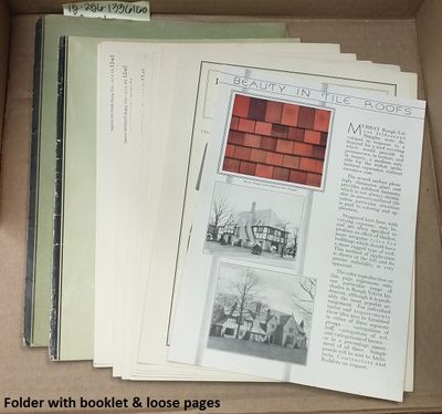 Chicago, New York and Washington: Lidowici-Celadon Company, n.d.. Softcover. Booklet ; pp 30; G- con...