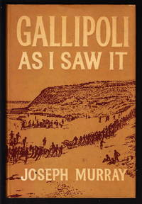 image of Gallipoli As I Saw It