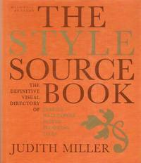 image of The Style Sourcebook: The Definitive Visual Directory of Fabrics, Wallpapers, Paints, Flooring, Tiles