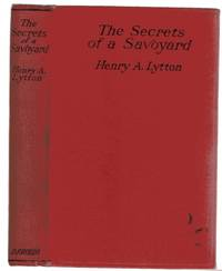 image of The Secrets of a Savoyard (SIGNED COPY)