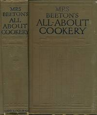 Mrs Beeton's All About Cookery 1928