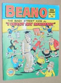 Beano Comic Library No.135 The Bash Street Kids in I Want My Mummy