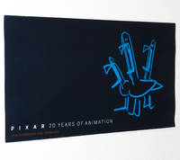 PIXAR: 20 Years of Animation; Films, Screenplays and Programs, Exhibition Brochure