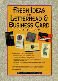 image of Fresh Ideas in Letterhead_Business Card Design