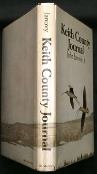 A KEITH COUNTY JOURNAL; with illustrations by the author