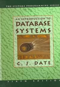 An Introduction to Database Systems: v. 1