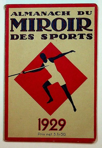 Paris: Imp. Hemery, 1929. First Edition. Wraps. Very Good. First Edition. 208 pages. Printed decorat...