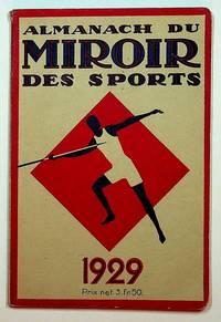 ALMANACH du MIROIR des SPORTS 1929