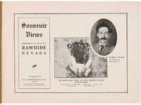 SOUVENIR VIEWS OF RAWHIDE NEVADA