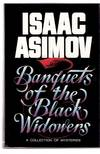 image of Banquets of the Black Widowers -by Isaac Asimov  ---a signed Copy