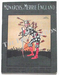 Monarchs of Merrie England Collectable William Heath Robinson Book