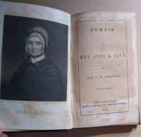 Memoir of Mrs. Anne R. Page