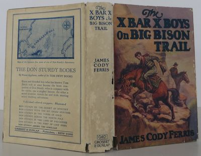 Grosset & Dunlap, 1927. 1st Edition. Hardcover. Fine/Very Good. First edition. Book fine, small stor...