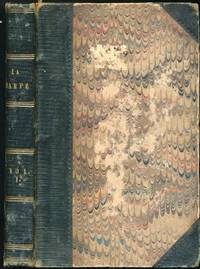 image of Oevres Choisies de La Harpe (Tome Premier only)