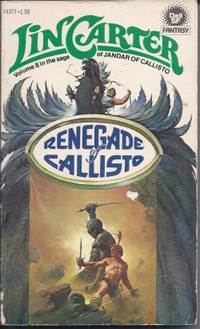 RENEGADE OF CALLISTO: Jandar #8