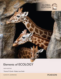 Elements of Ecology, Global Edn 9th Edition