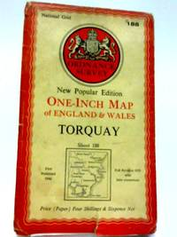 Ordnance Survey One inch map of England & Wales - Torquay 188