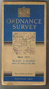 Ordnance Survey 1:25,000. Sheet SD 35/21 [Borrowdale]  Cloth