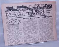 image of Big Mountain News. Spring 1985