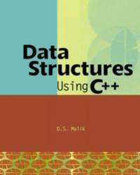 image of Data Structures Using C++ (Programming)
